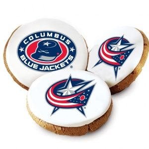 Columbus Blue Jackets Cookies
