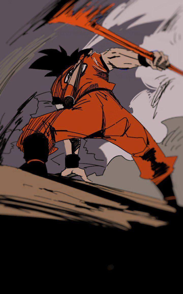 Son Goku | Asjdhfgdfjsa | Pinterest | Dragon ball, Dragones y Dibujo