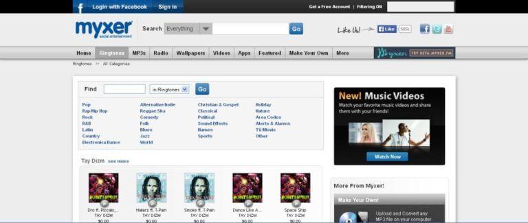 Top Alternatives to Myxer App for free - Myxer Free ...