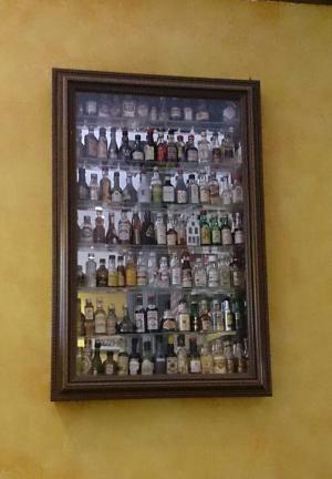 Colecciones como exhibirlas y donde guardarlas botellas - Estanterias para botellas ...