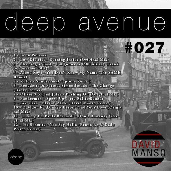 Deep Avenue #027
