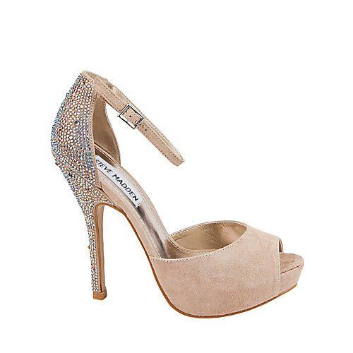 Haadly S Beautiful Wedding Shoe Steve Madden Beautiful Wedding Shoes Bridal Shoes Shoe Obsession