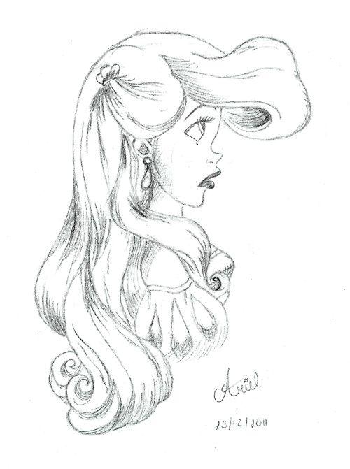 Ariel Drawings Tumblr 28df5eb29ac79ce132d1bd7d72a7eb ...