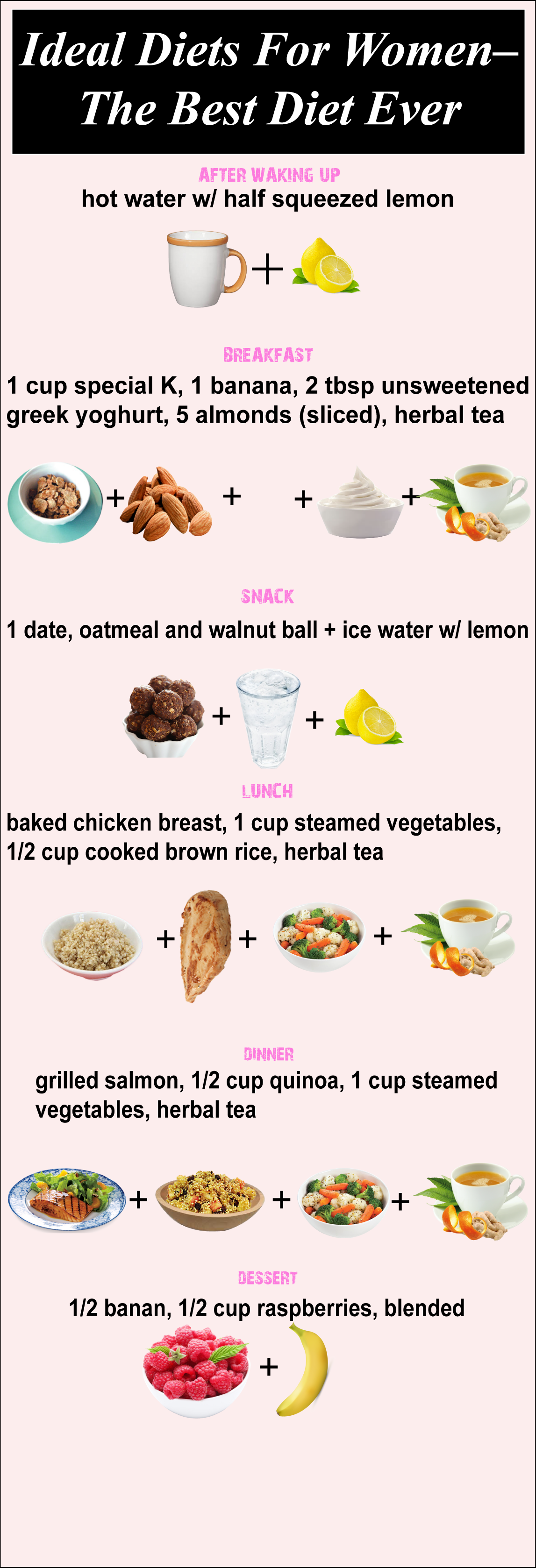 6 Ideal Diets For Women - The Best Diet Ever | An, Marketing and ...