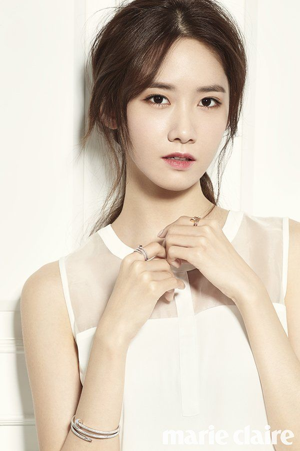 Yoona - Marie Claire 11 issue