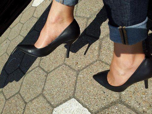 roituacabcons: Mann in high heels