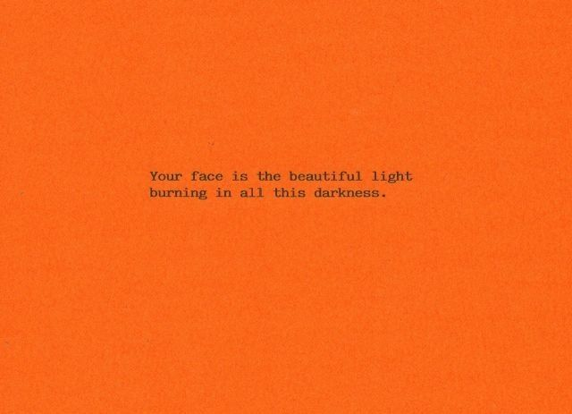 Light/darkness   Orange aesthetic, Aesthetic colors, Color ...
