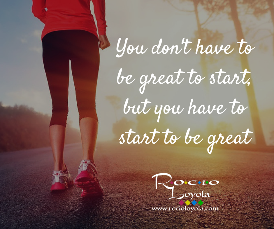 Everything starts with the first step. Even a small step one in the right  direction is best step. #‎rocioloyola | First step, Greatful, Life