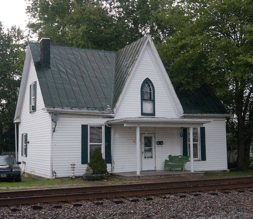James Weldon House In Bracken County Kentucky With Images National Register Of Historic Places Places Kentucky