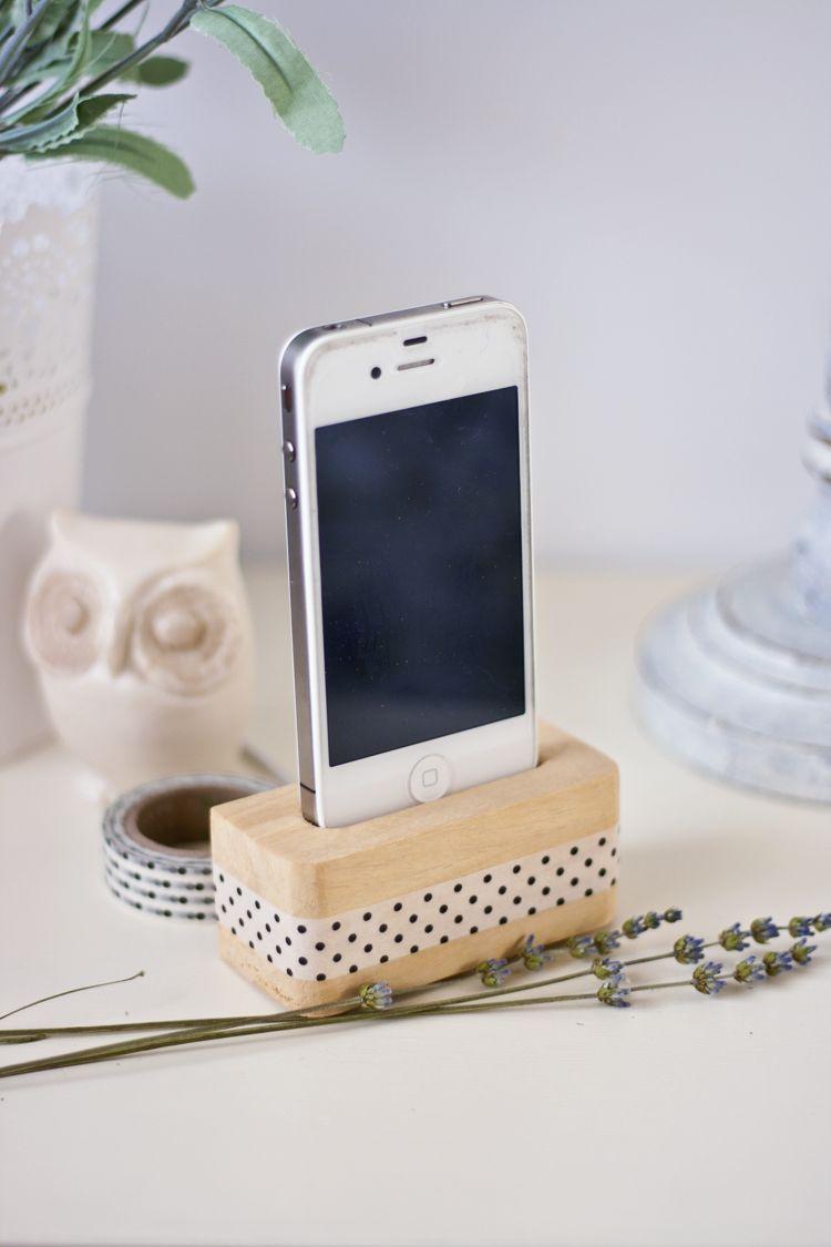 Tutorial-Diy: Cómo hacer tu propia base-cargador de móvil