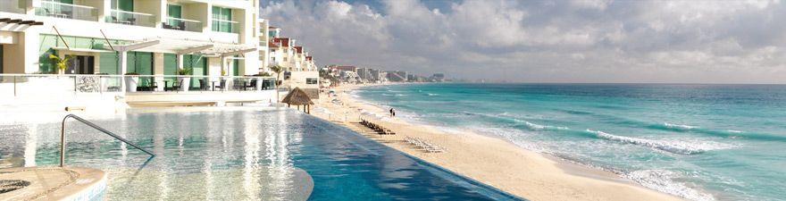 Sun Palace Cancun All Inclusive Beach Resort Mexico Feb 2017
