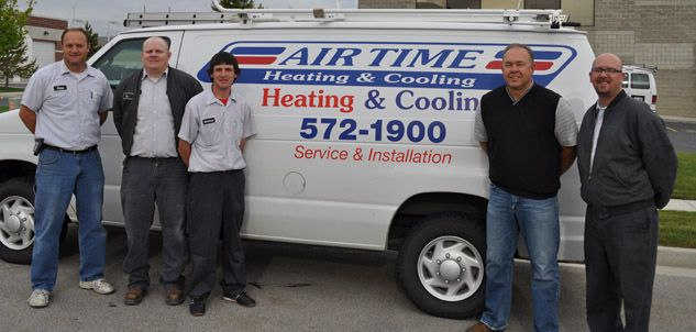 This Is A Great Company To Call If You Need Heating Repair They