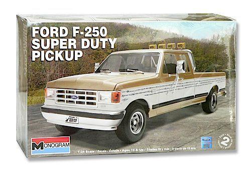 Plastic Model Kit Ford F  Au Google Search