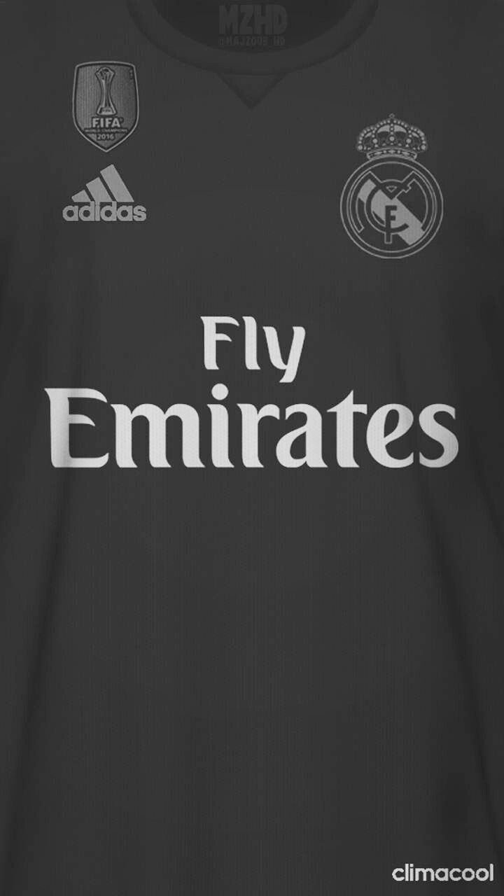 camiseta del real madrid para dream league soccer 2018