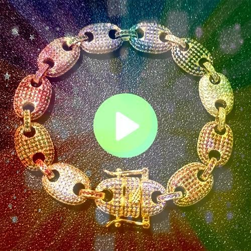 coffee beans bracelet puffed marine chain 13mm hip hop gold silver link punk choker char Chocolate Oreo Cake I want this cake for my birthday i wish i could grab out of t...