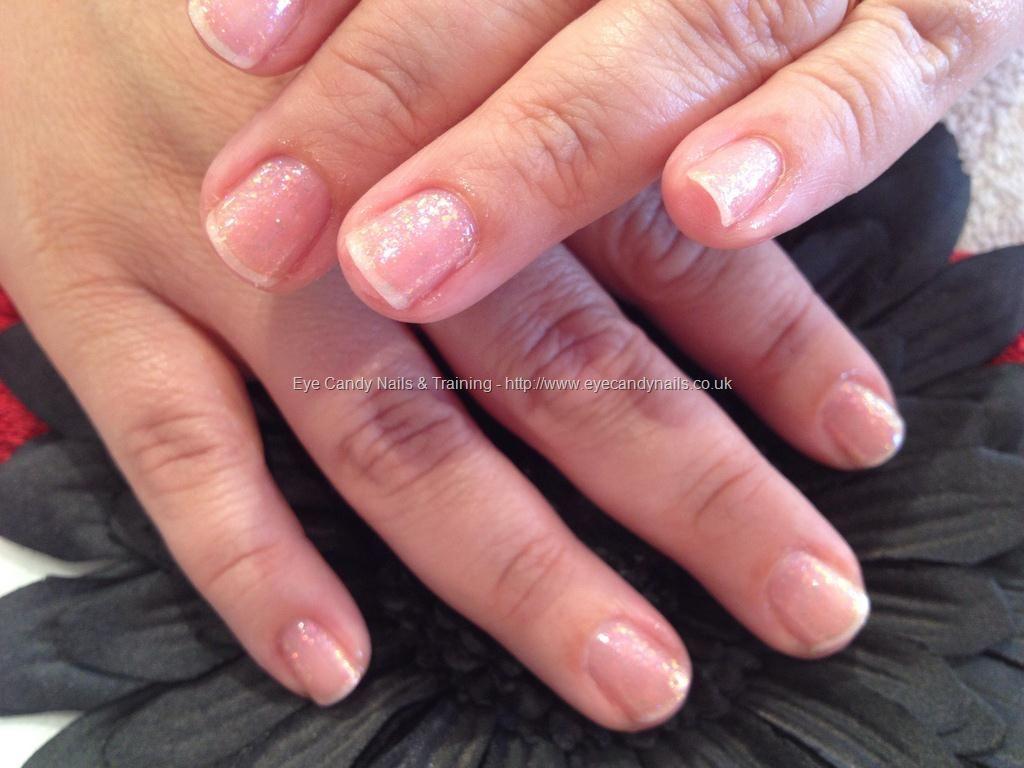 Glitter Polish On Natural Nails