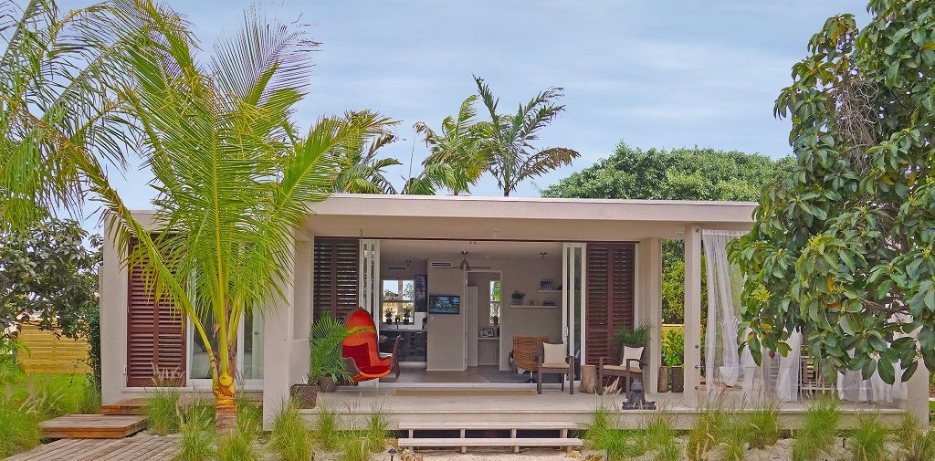 A hurricane-proof home that you can build on the beach for just over ...