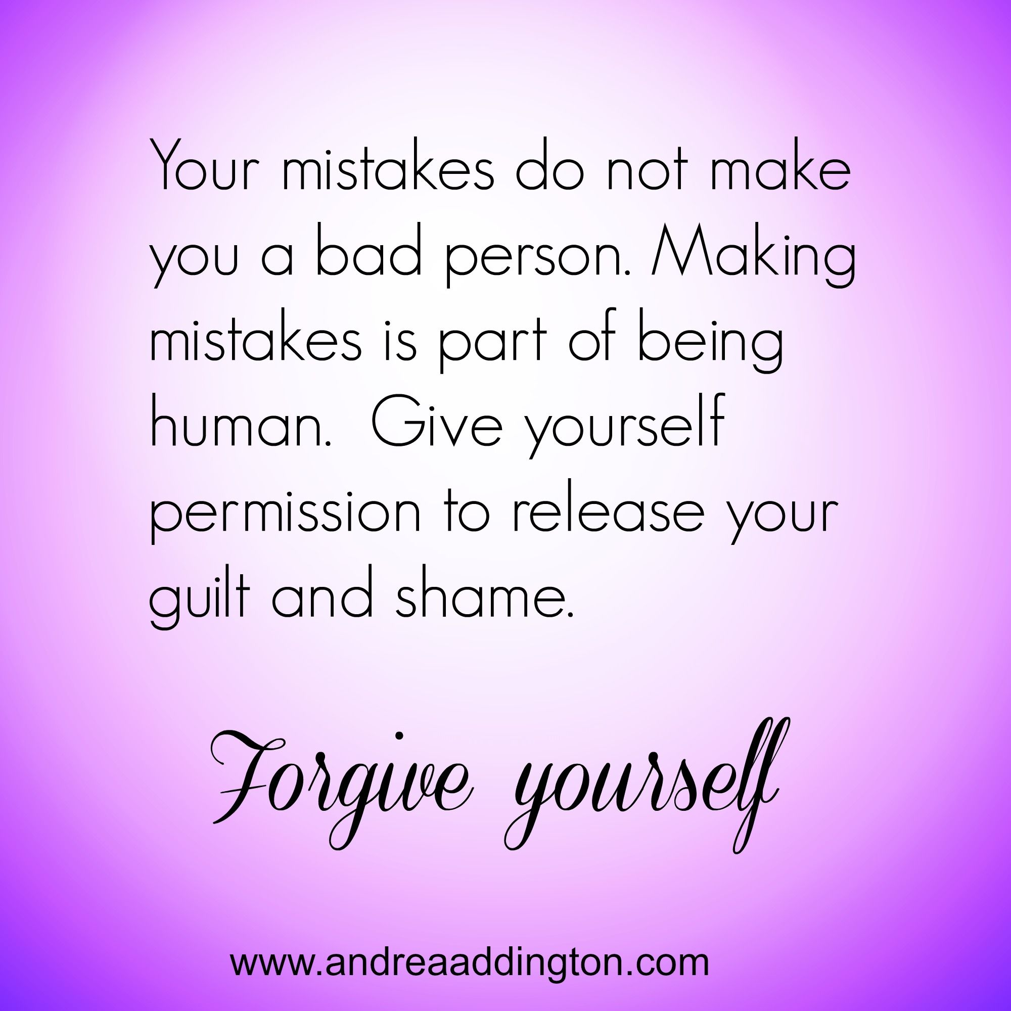 forgiveness and guilt Psychological healing in the catholic mystic tradition questions and answers: you say that forgiveness from god is there waiting for my acceptance.