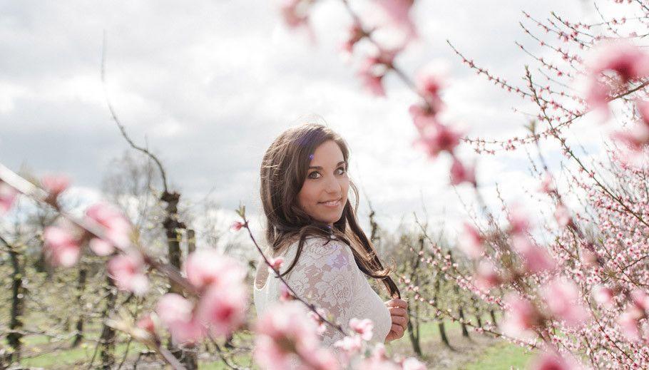 Fotografen In Bremen frühling baumschule schröder cherry blossom