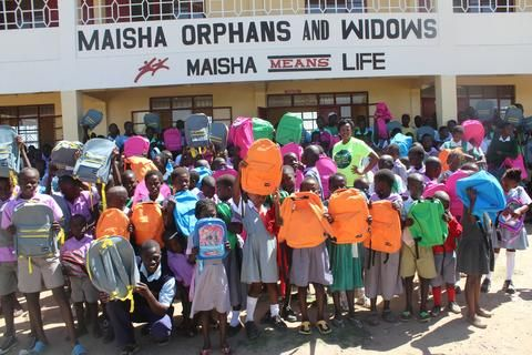 The Maisha Project backpacks. https://esperanzamarket.com/blogs/news/change-makers-spotlight-backpacks-with-a-purpose