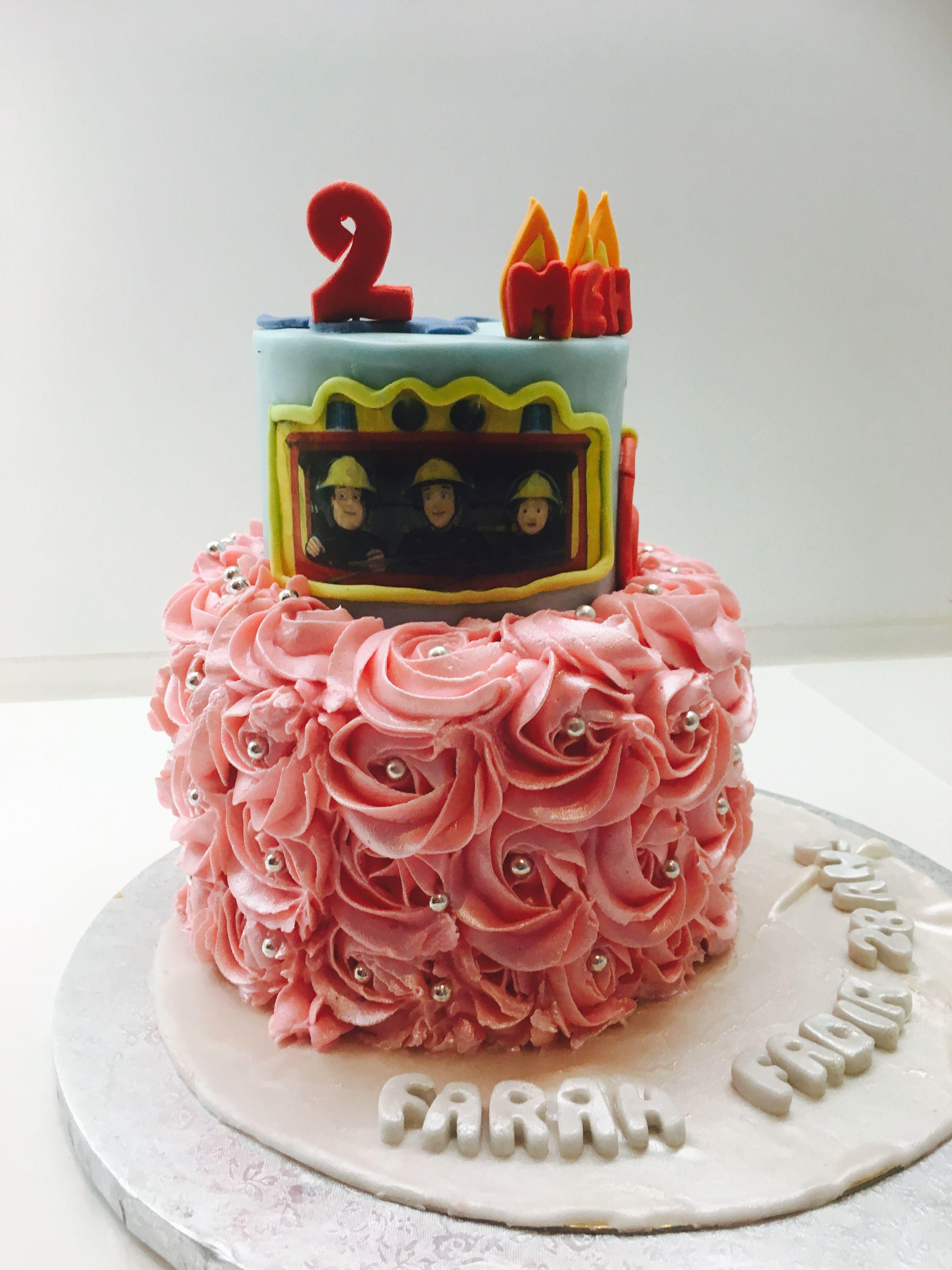 Gateau anniversaire cocotte