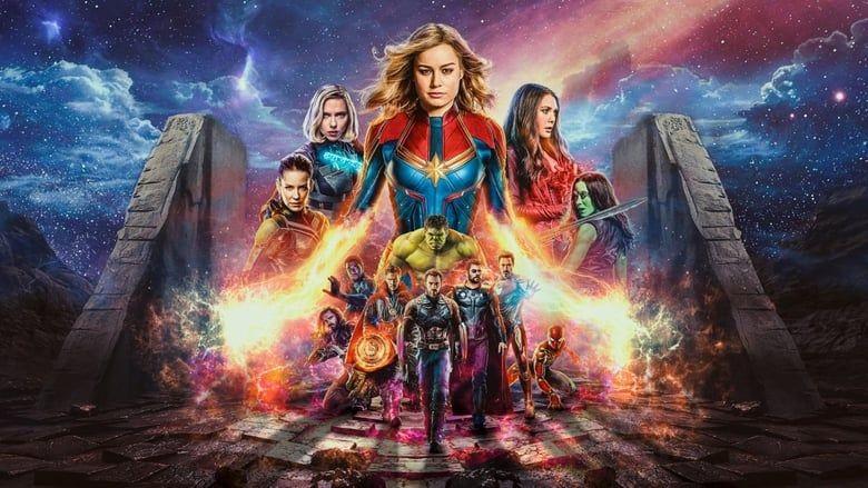 Assistir Filme Vingadores Ultimato 2019 Online Dublado E