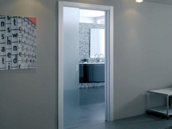 דלתות פנים Doorsill דלתות הזזה זכוכית Glass Pocket Doors Pocket Doors Bathroom Sliding Pocket Doors