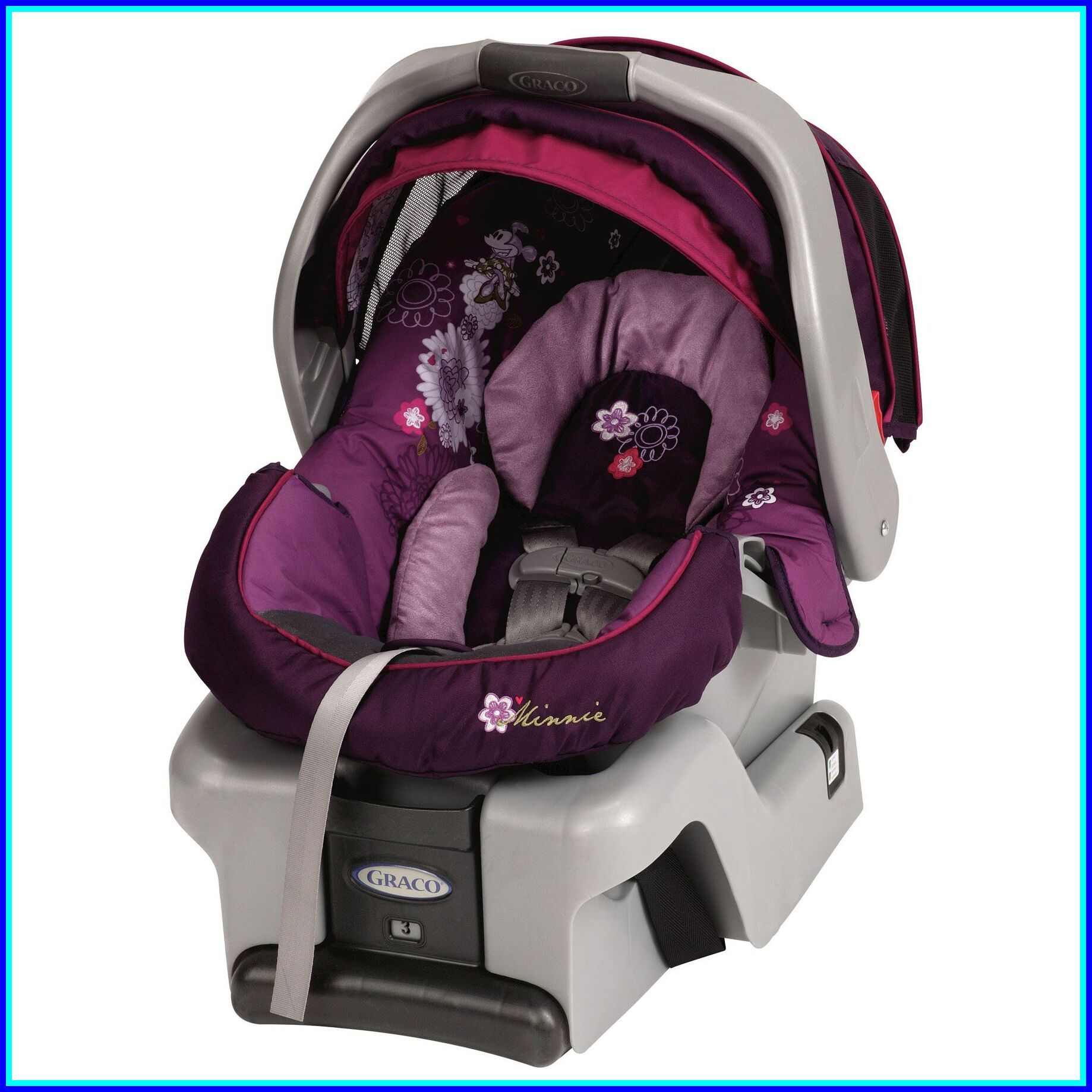 70 reference of stroller car seat purple in 2020 Car