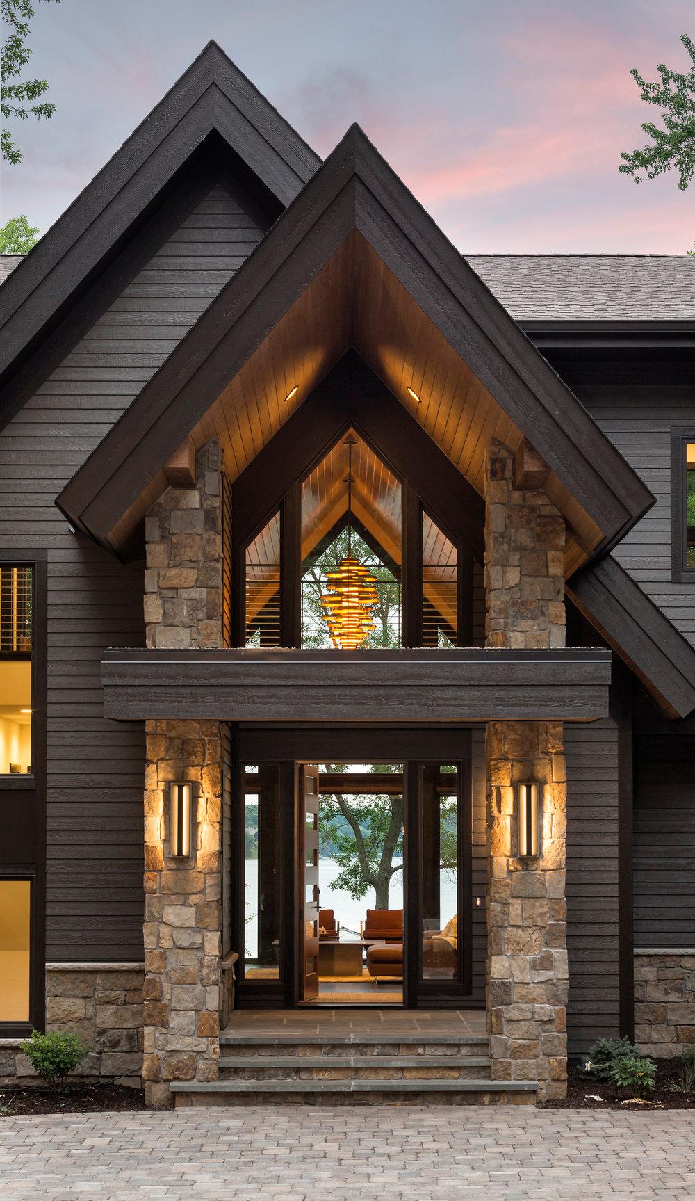 Lakeside Mountain Modern — Alexander Design Group