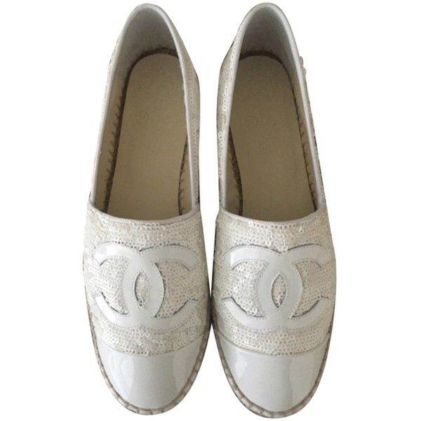 Pre-owned - Leather flats Chanel KvW9CAJXoe