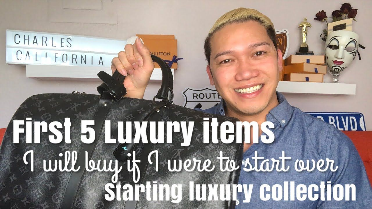 543f3612492f Top 5 Luxury Must-Haves for Guys I Starting Luxury Collection ...