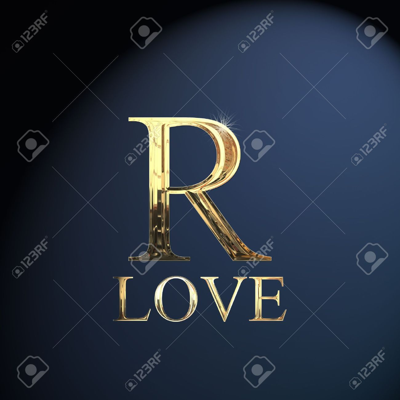 Gold Alphabet Letter R Word Love On A Blue Background Stock Photo Picture And Royalty Free Image Image 1 In 2020 Name Wallpaper Lettering Alphabet Alphabet Wallpaper