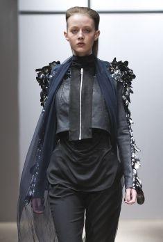 Maria Nordström AW12 | shoulders