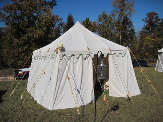 x square marquee from Panther Primitives. & 10u0027 x 10u0027 square marquee from Panther Primitives. | SCA Camping ...