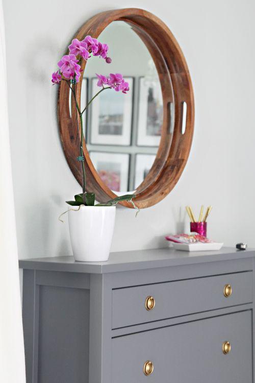 Hervorragend Spiegel Verschönern, Rahmen Dekorieren, DIY Dekoideen, Dekorieren, Spiegel, Zimmer  Deko,
