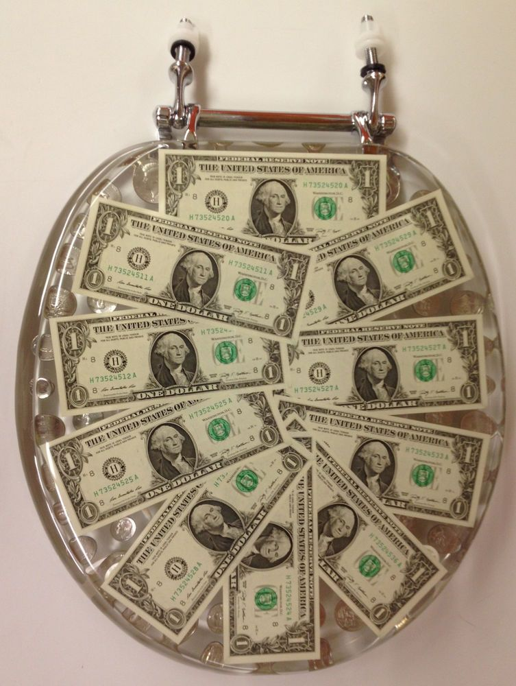 unique elongated toilet seat resin money toilet seat google search things i really like