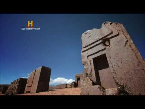 Puma Punku: A Construção Alienígena - Documentário History Channel Brasil