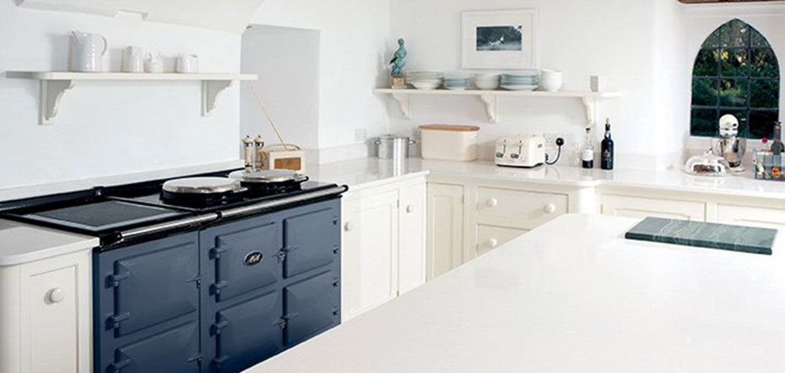 new limited edition aga colour dartmouth blue  traditional kitchenskitchen applianceswhite     new limited edition aga colour dartmouth blue   aga kitchens and      rh   pinterest com