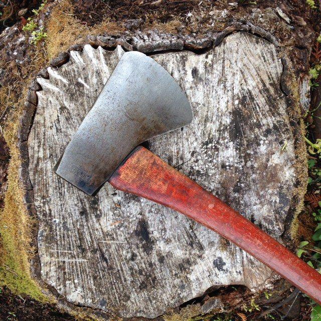 Axe Waynedenman Large Plumb Axe By Wayne Denman Axes
