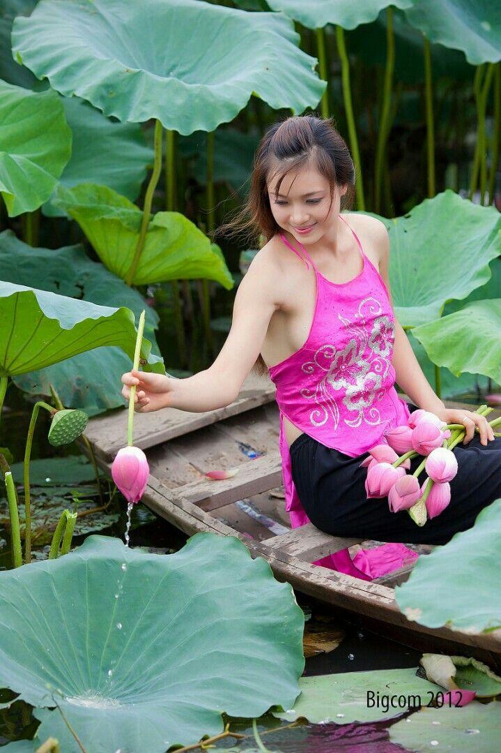 Ao Yem Vietnam Tradicionalna obleka - Ao Yem Traditional-2385