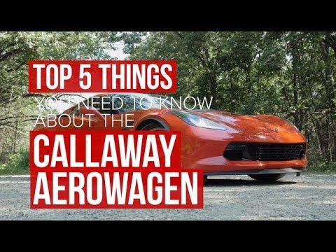 five things you need to know about the 2017 callaway corvette rh in pinterest com
