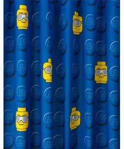 Buy Lego Curtains 168 X 137cm At Argoscouk Your Online Shop