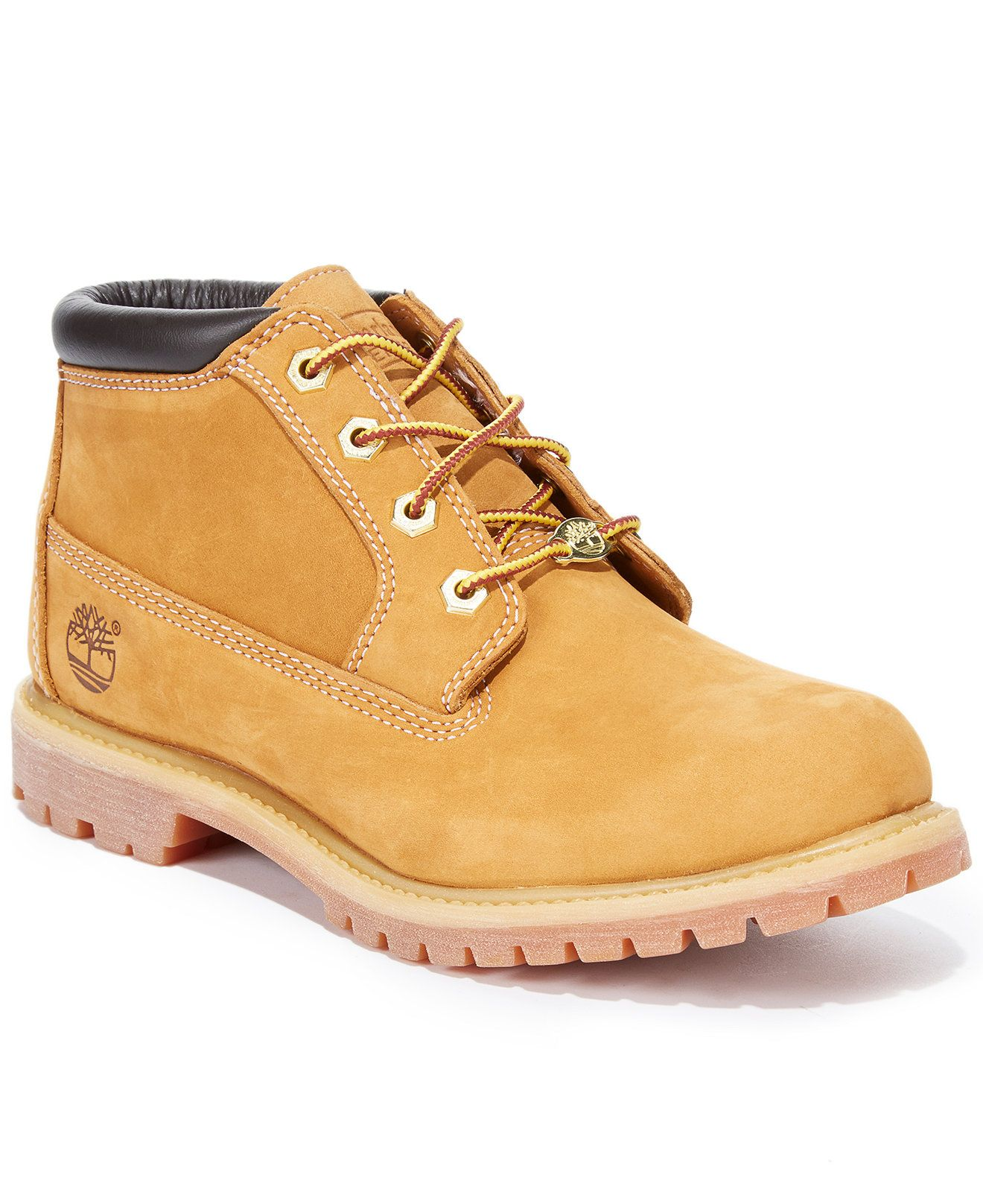 Timberland Women s Nellie Ankle Booties - Boots - Shoes - Macy s 05857eedd9