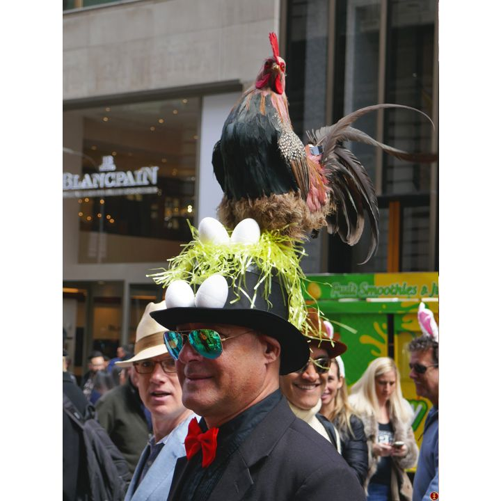 Easter BonFestival 2018 @ NEW YORK CITY   | Easter Parade and