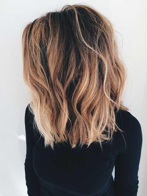 pin wavy hairstyles