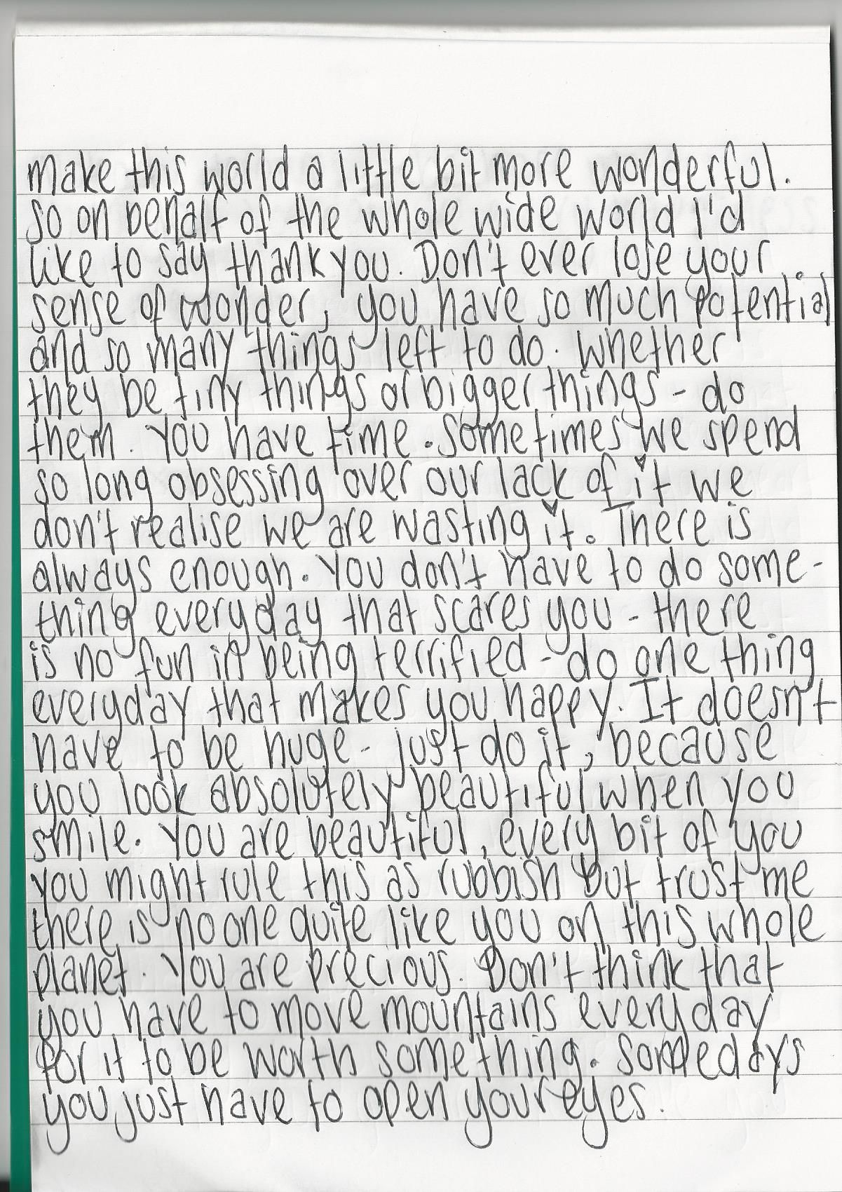 Pin By Miemie Campher On New Love Suprise For Boyfriend Open When Letters Open Letter