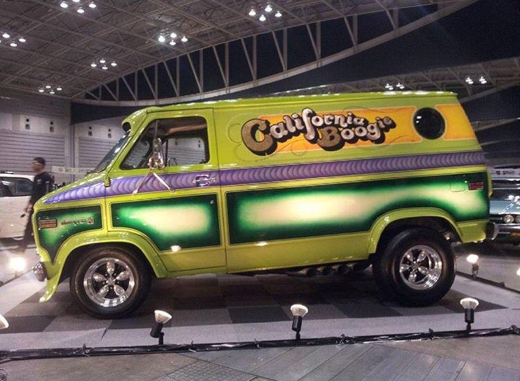 1977 chevy van boise