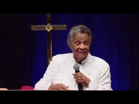 COGIC 111th Holy Convocation   Mother Frances Kelly pt2 | THE FACE