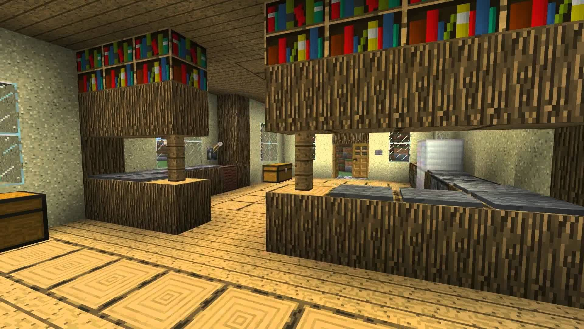 . Mansions from Schematics   Minecraft Interior Design Workshop