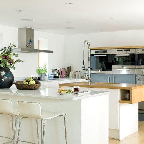 Küchen Küchenideen Küchengeräte Wohnideen Möbel Dekoration - moderne k chen mit insel
